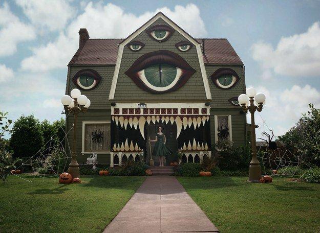 maison hantee montreal halloween